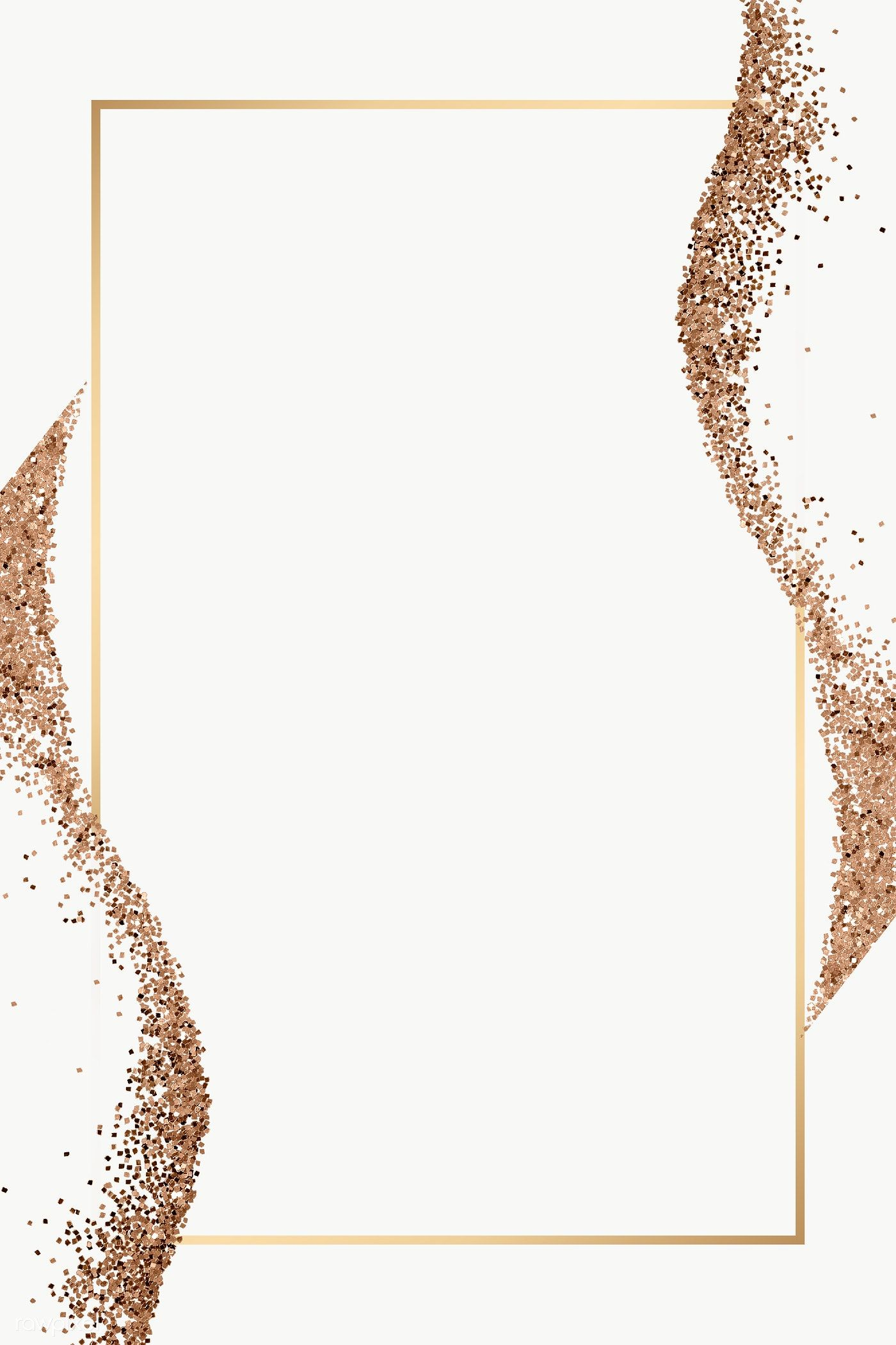 Photo of Download free png of Dusty gold frame transparent png 2040345