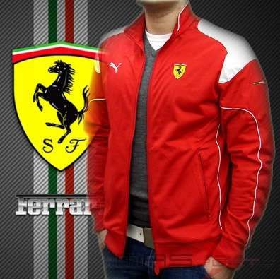 Chaqueta Ferrari Puma Italy