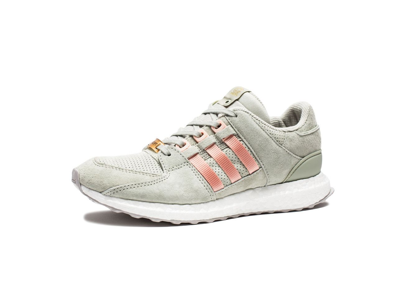ADIDAS X CONCEPTS EQT SUPPORT 93/16 - PANTONE/SAGE/CLEAR GRANITE | Undefeated