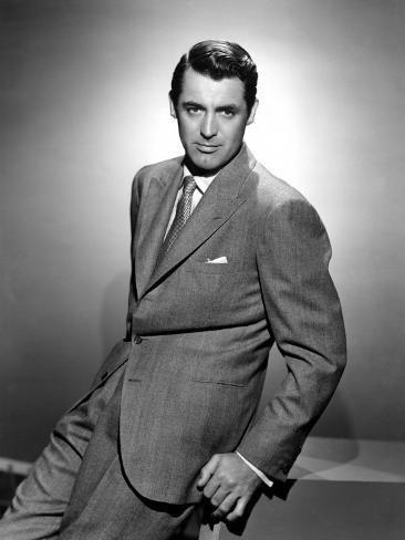 'Cary Grant, c.1940s' Photo - | Art.com