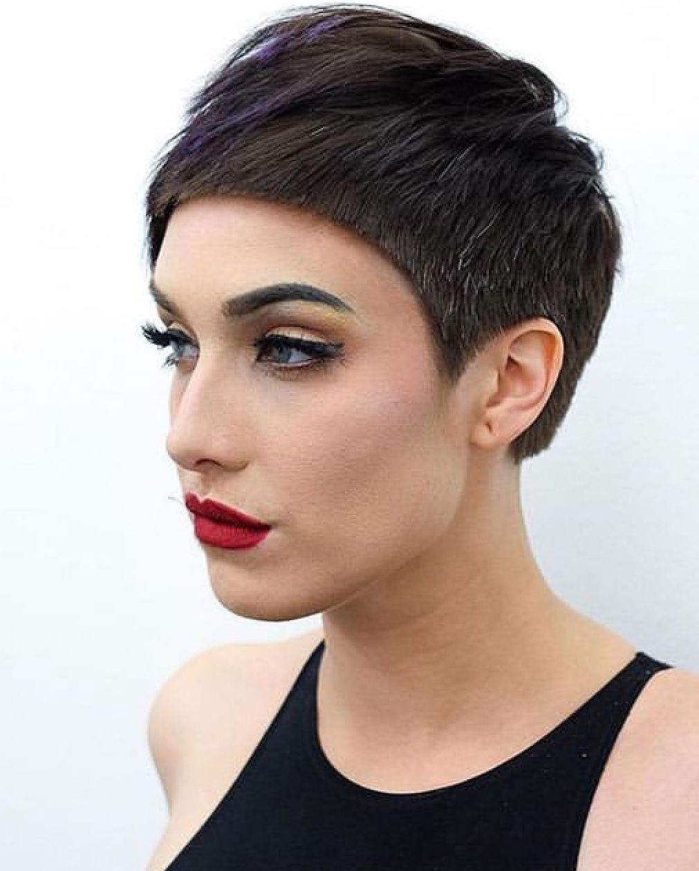Pin by Stevie Jacobs on Pixie haircut (With images ...
