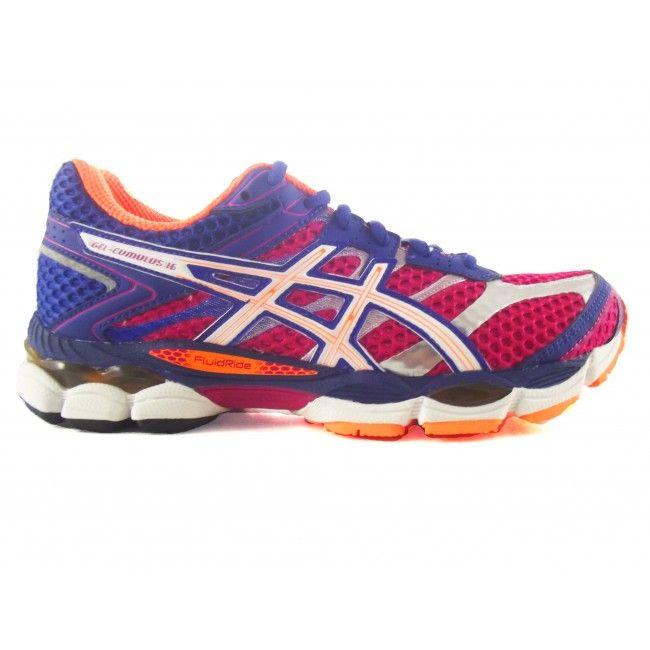 Chaussures de running : Asics Gel - Cumulus 16
