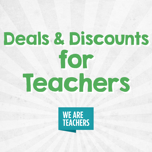 Pin By Weareteachers On Deals Discounts For Teachers Discounts