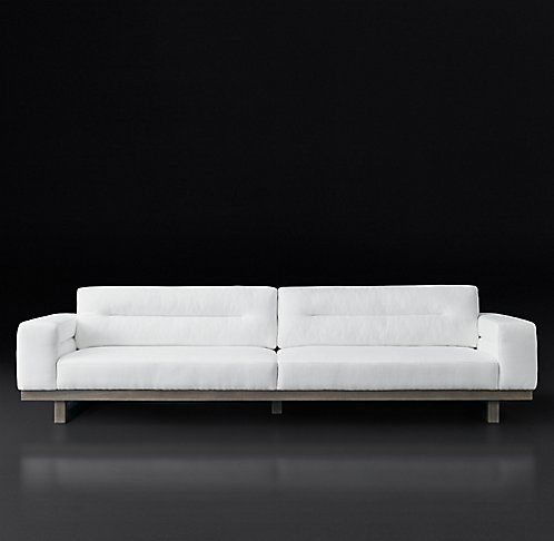 Cool Sofas more cool sofas from rh modern's durrell fabric sofa | llv