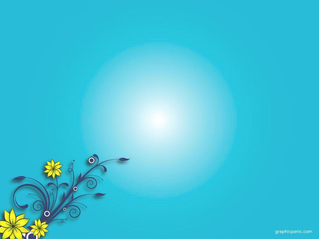 Flower Background Powerpoint