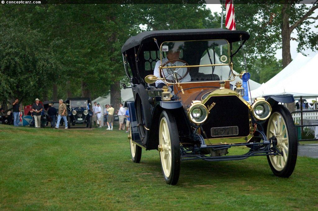 1911 Auburn Model N (N-40, 40 Series)