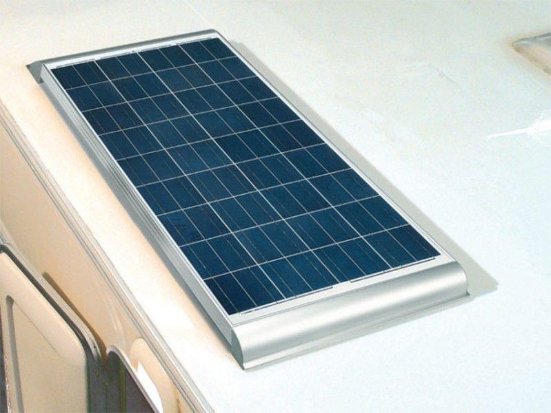 Solar Technology 120 Watt Aero Caravan Solar Panel Professional Installation Or Diy Fit Solar Panels Solar Energy Panels Solar