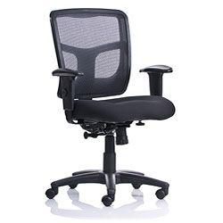Ergo Value Mesh Medium Back Task Chair | Overstock.com Shopping   The Best  Prices