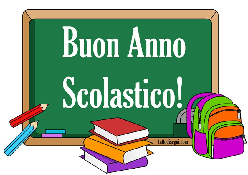 Buon Anno Scolastico Tutto Disegni Scuola Immagini Ritornare A Scuola