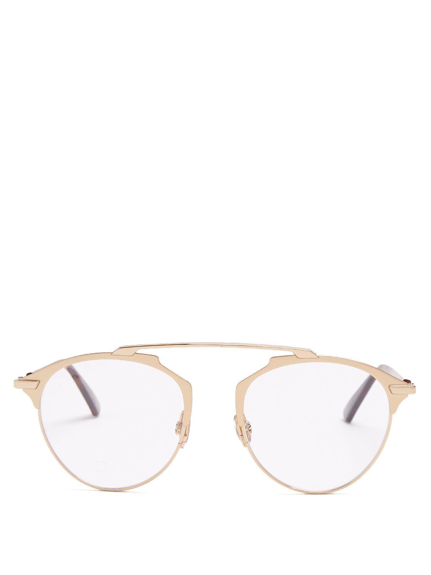 DiorSoReal tortoiseshell aviator-frame sunglasses Dior 8bqWkpp