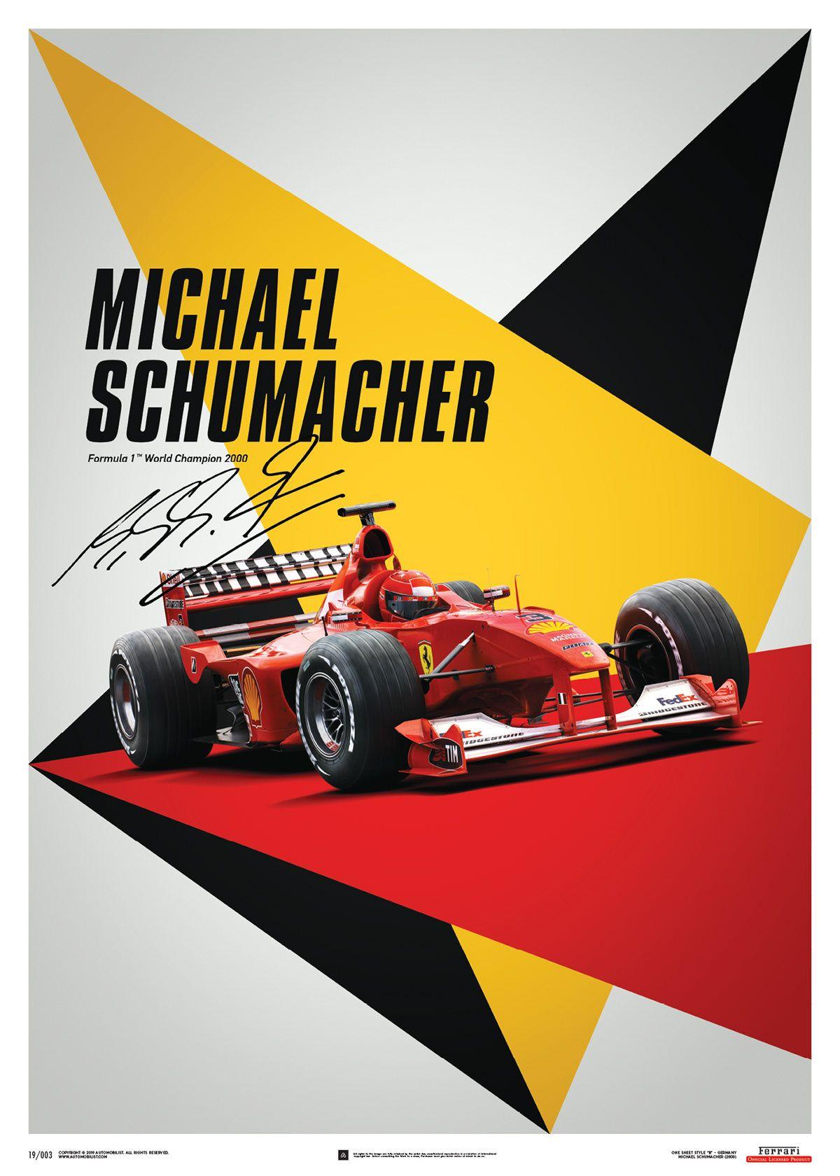 Michael Schumacher in 2020 Michael schumacher, Ferrari