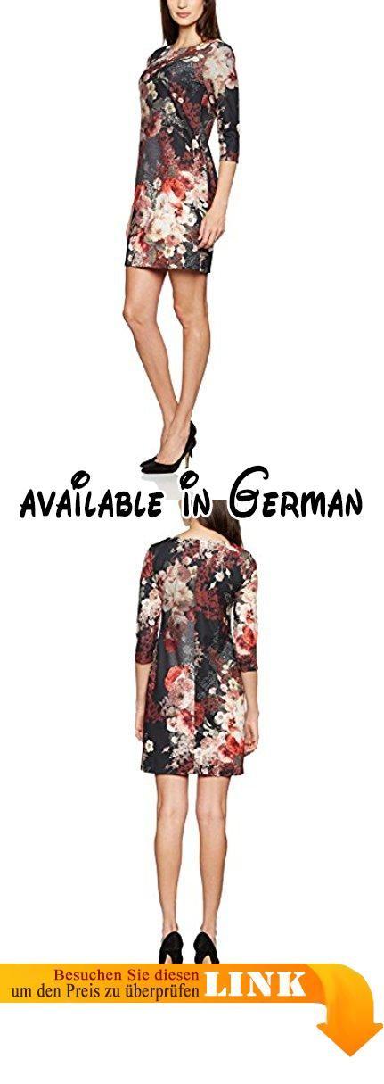 Cartoon Damen Kleid 8989/7655 Schwarz (Schwarz (Black Shades 9900) 9900)