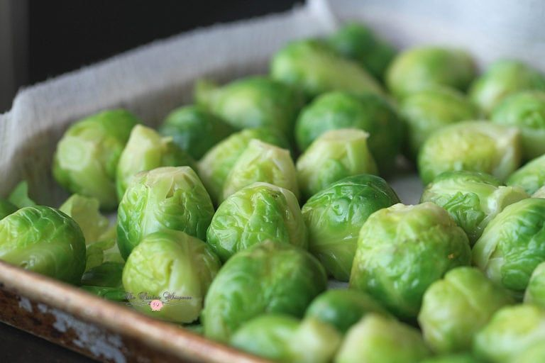 How to properly freeze brussels sprouts recipe