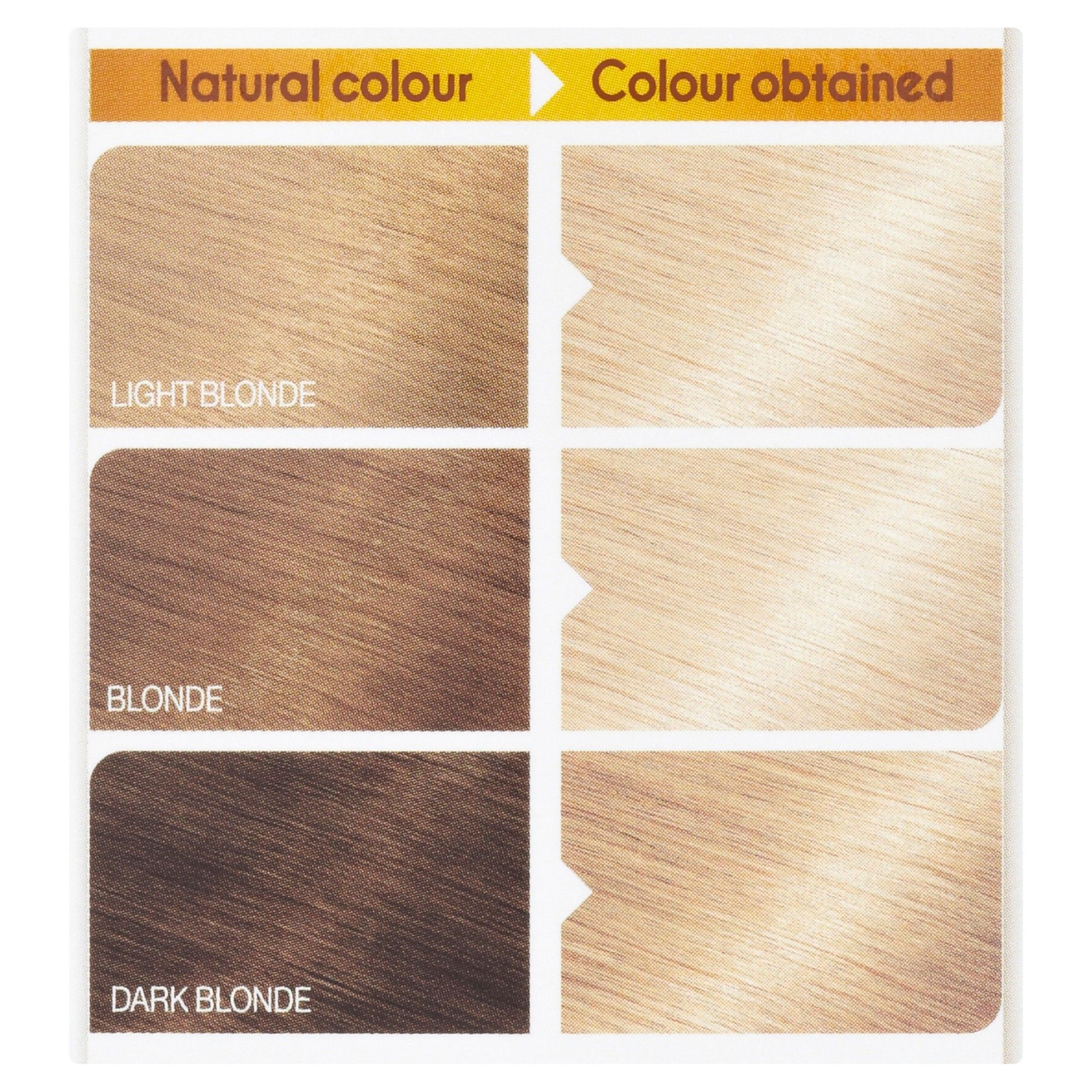 Garnier Belle Colour 111 Natural Extra Light Ash Blonde Hair Dye #naturalashblonde