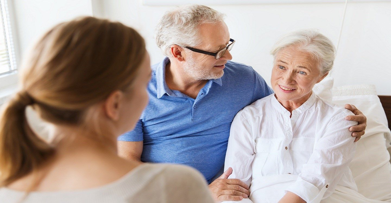 Longterm care insurance options geriatric care