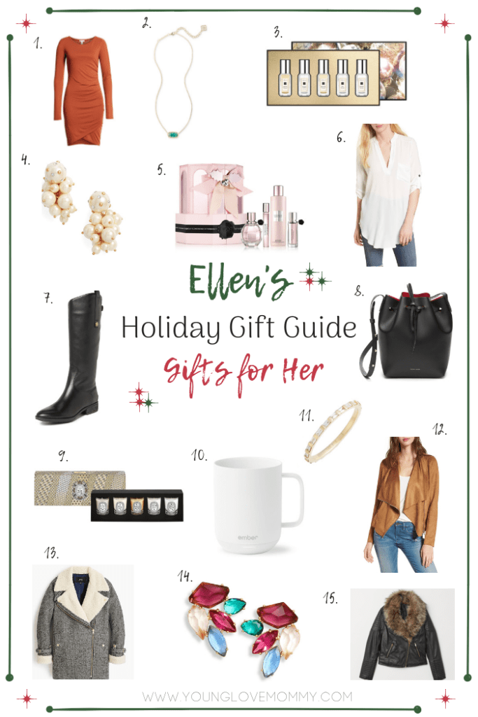 Christmas Gifts 2018 For Her.Ellen S Holiday Gift Guide Gifts For Her 2018 Best Of