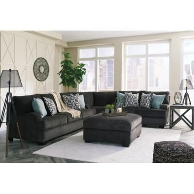 Best Benchcraft Charenton 14101 3 Pc Sectional Living Room 400 x 300