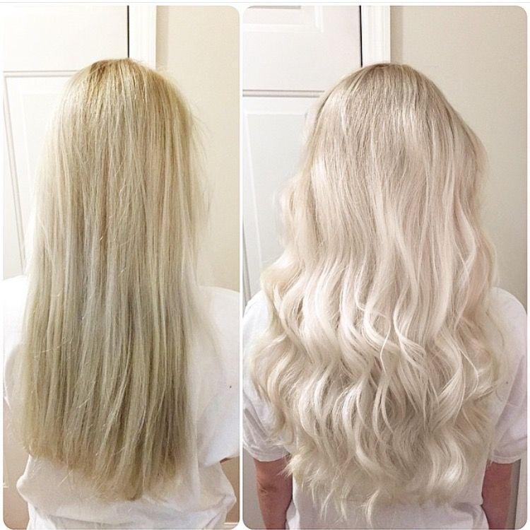 The Fix Correcting A Box Blonde Botch Job Balayage Hair Blonde