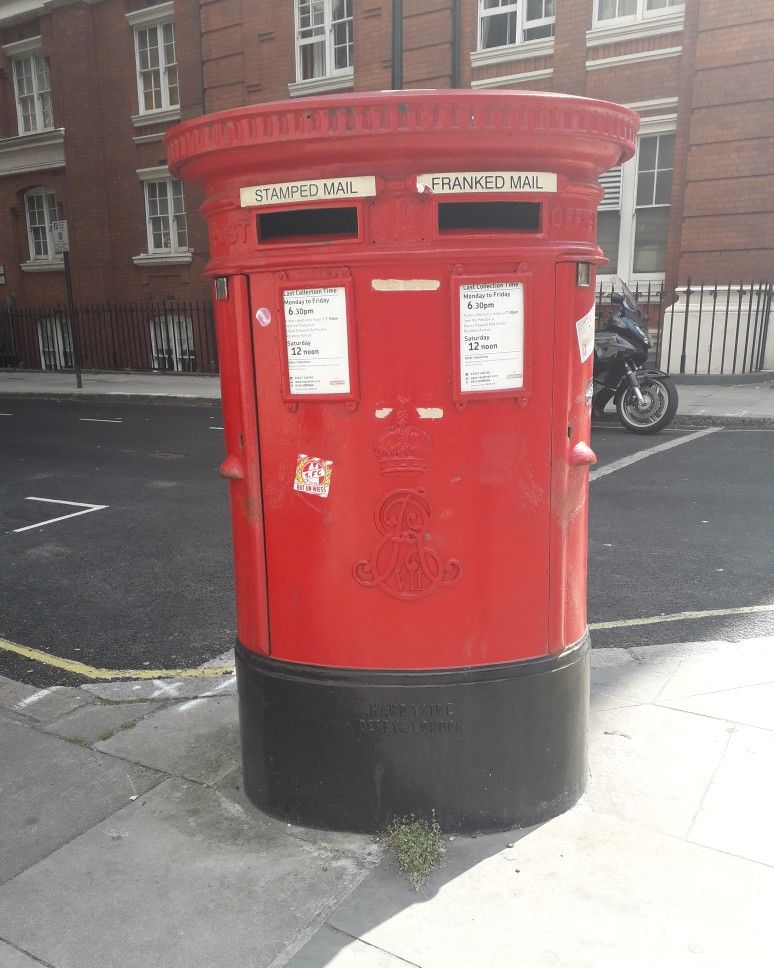 Pin by the_lastpost on Post boxes Post box, Kitchen
