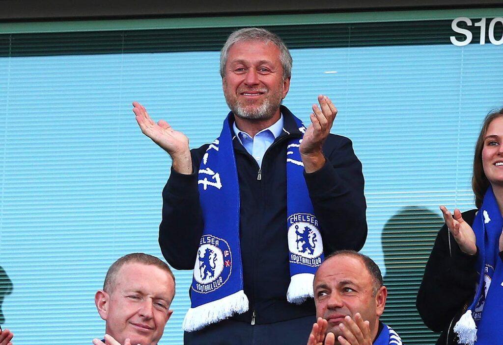 Roman Abrahamovich Net Worth Chelsea Football Team Chelsea News Premier League News