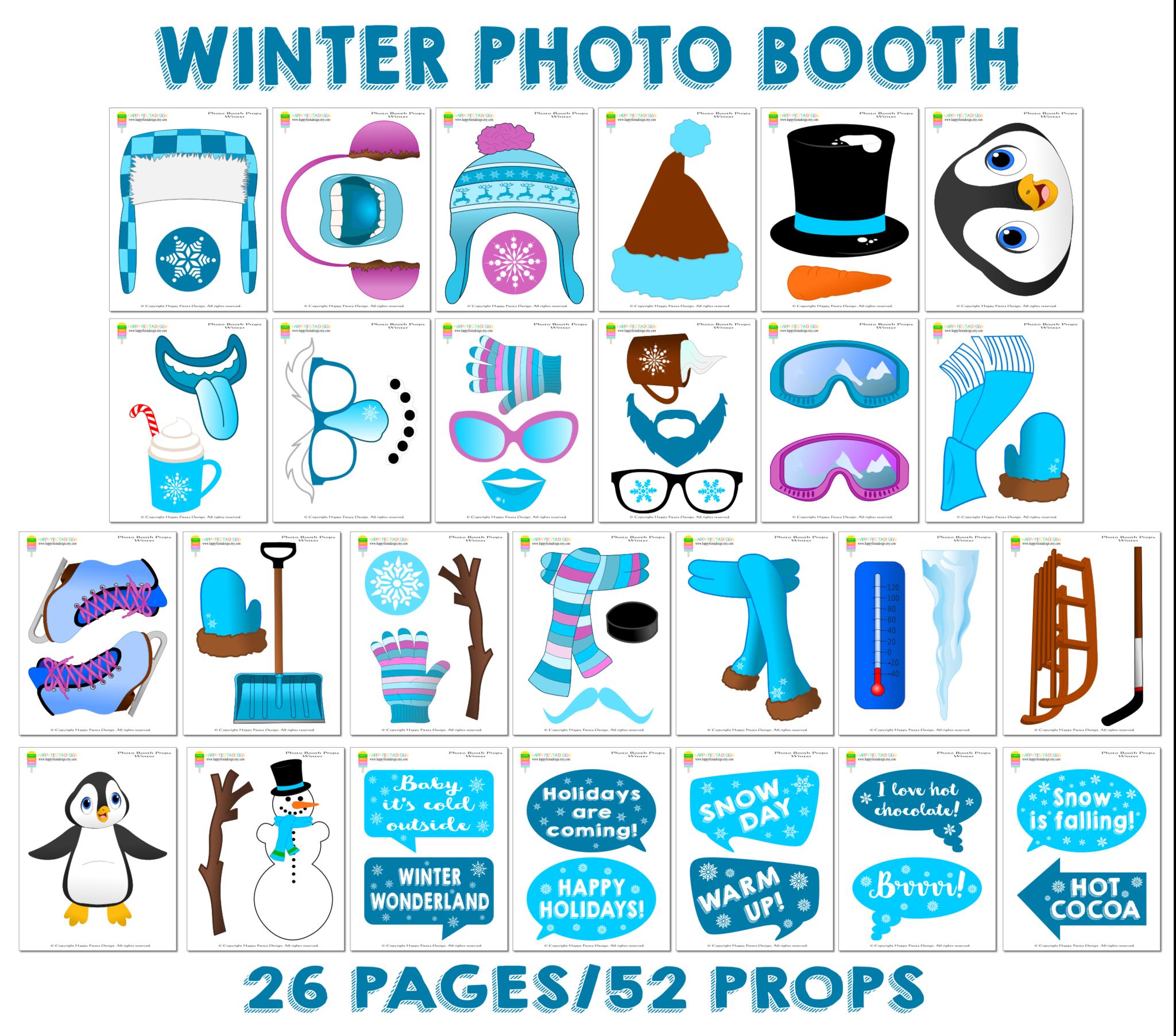 Winter Props Photography Wwwtopsimagescom