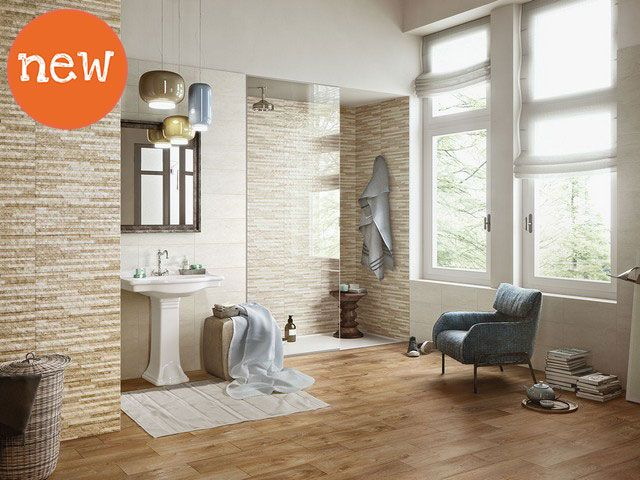 Rivestimenti e piastrelle per un bagno da sogno - Rivestimenti piastrelle bagno ...