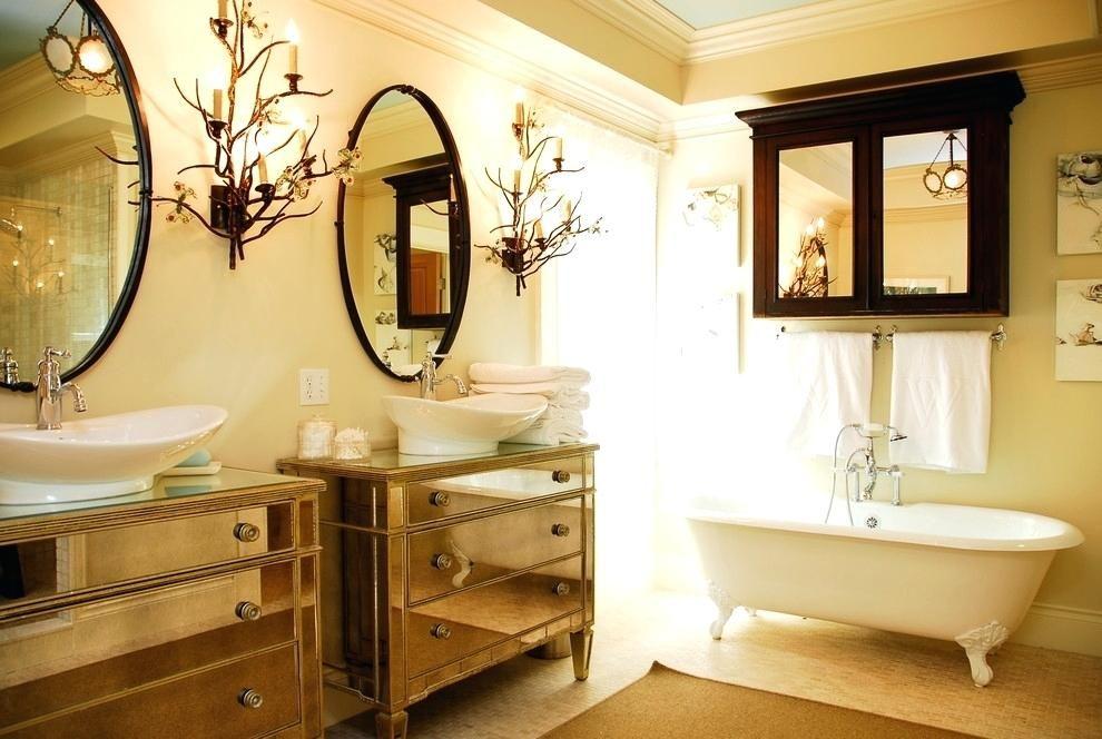 Image result for lighting above bathtub | Decorative ...