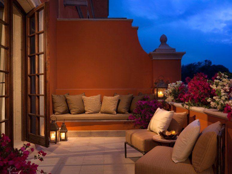 inspiracion terraza salida al jardin