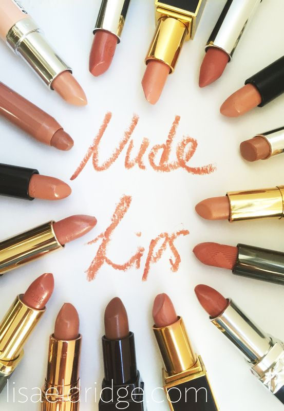 Nude Lipsticks For Every Skin Tone - When I Started Out As -2230