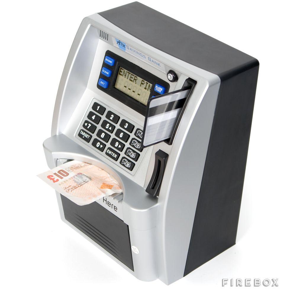 atm saving bank toy ATM Savings Bank Start saving