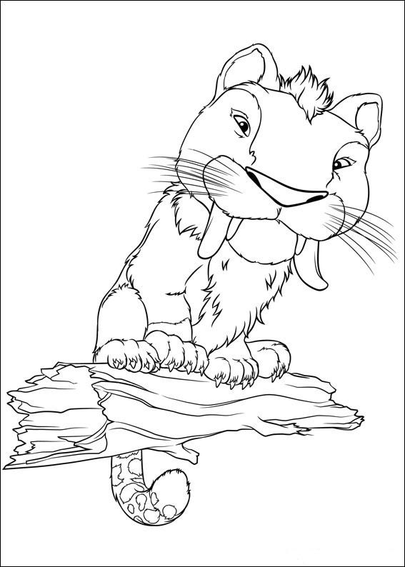 crood coloring pages - photo#14