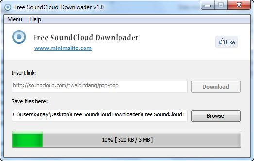 Free Soundcloud Downloader From Minimalite Offers An Easy To Use Platform To Break All Such Restrictions You Can Continue Downloadin Soundcloud Music Download