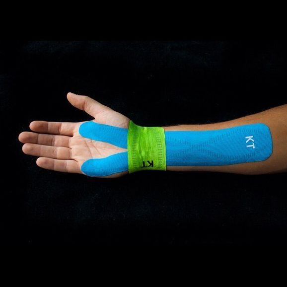 Handgelenk tapen bei Schmerzen & zur Stabilisation