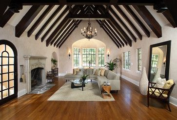French Normandy Tudor Remodel Tudor Style Homes Home Interior