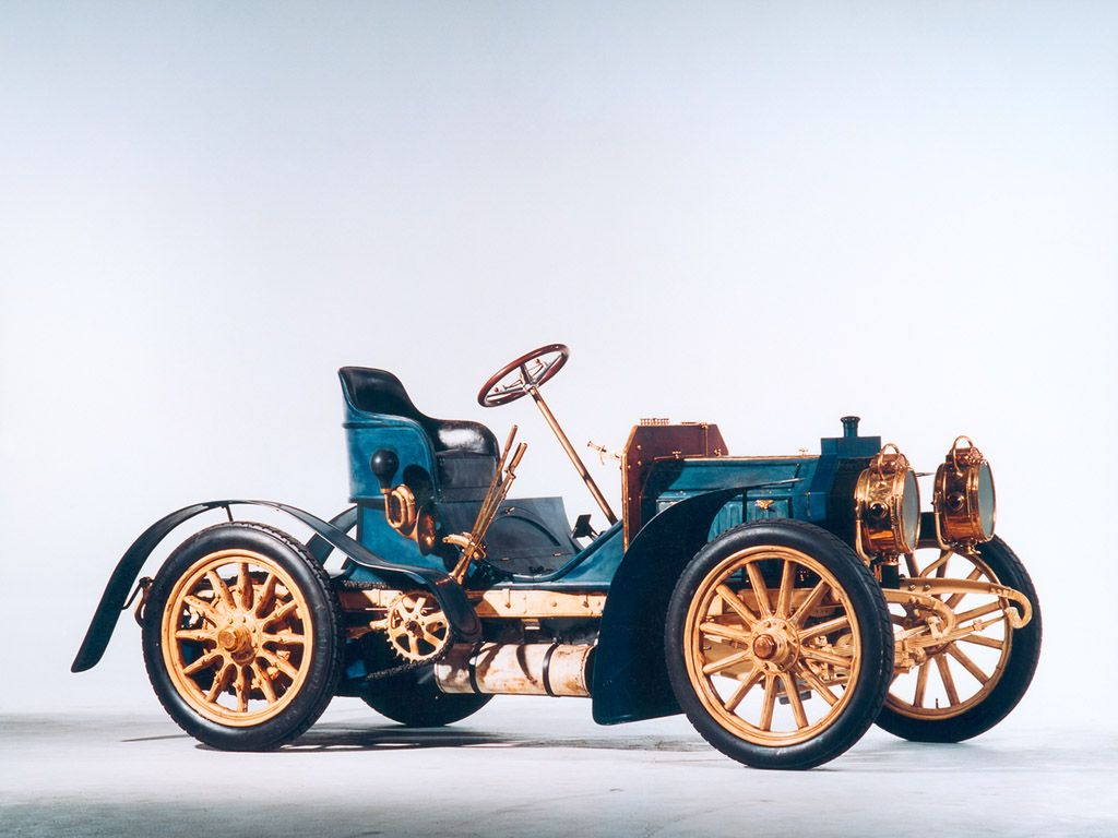 SouthwestEngines Mercedes 35 HP - an early car model designed in ...