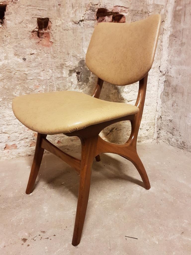 ≥ Louis van Teeffelen design stoel jaren '50 Stoelen