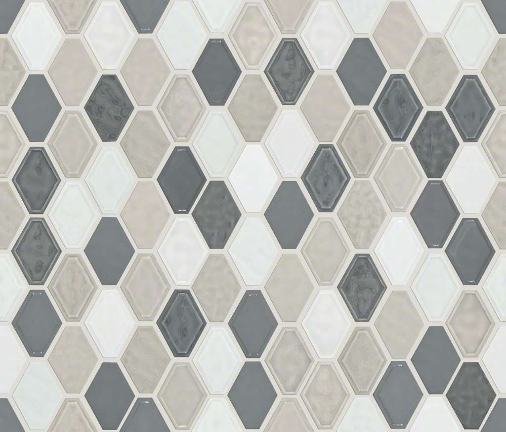 Geoscape Diamond Cs51v Warm Blend Tile And Stone Wall And Flooring Tiles Ceramic Mosaic Tile Mosaic Tiles Porcelain Mosaic Tile
