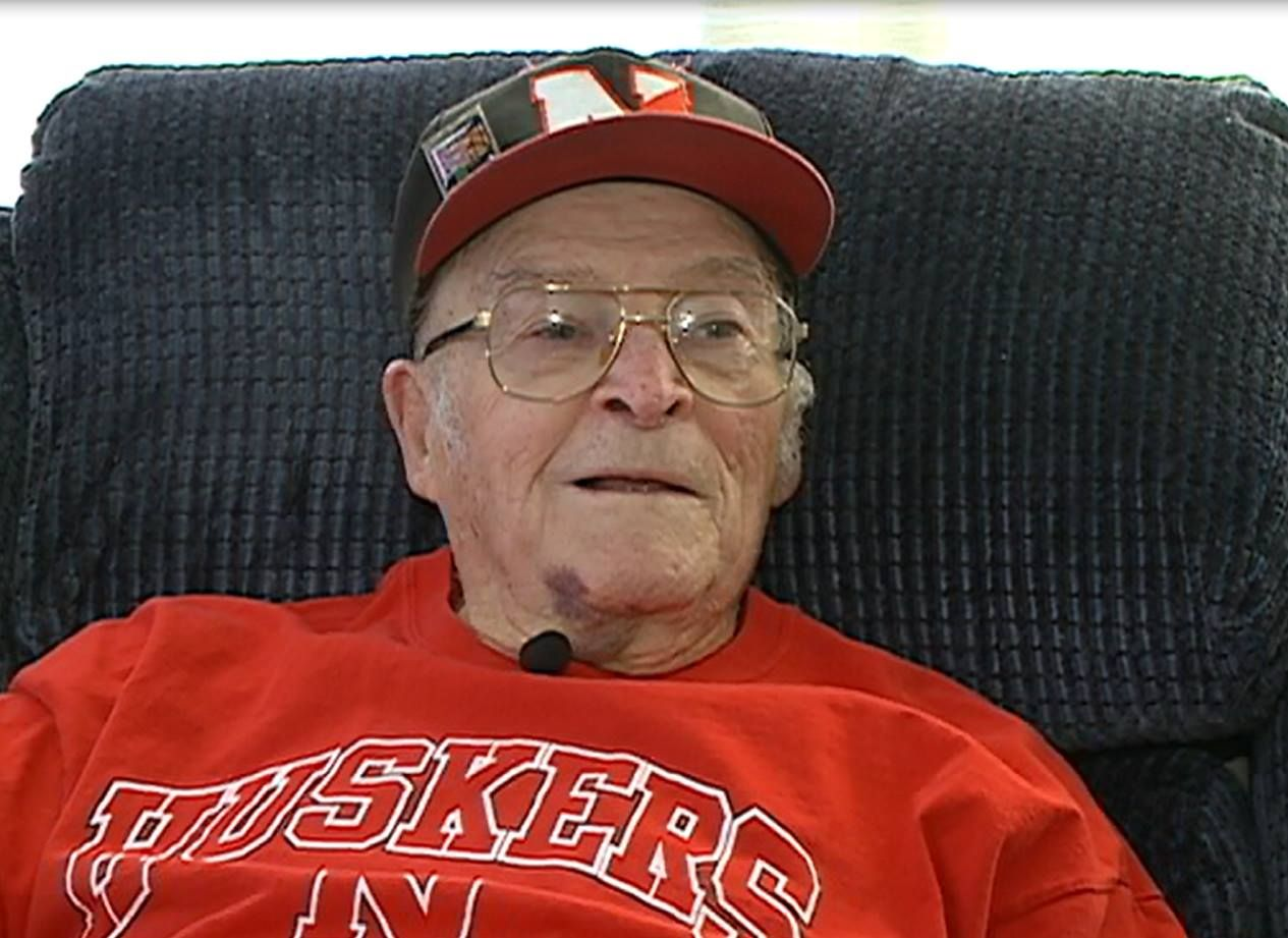 A Nebraska super fan will have to watch the big game from ...