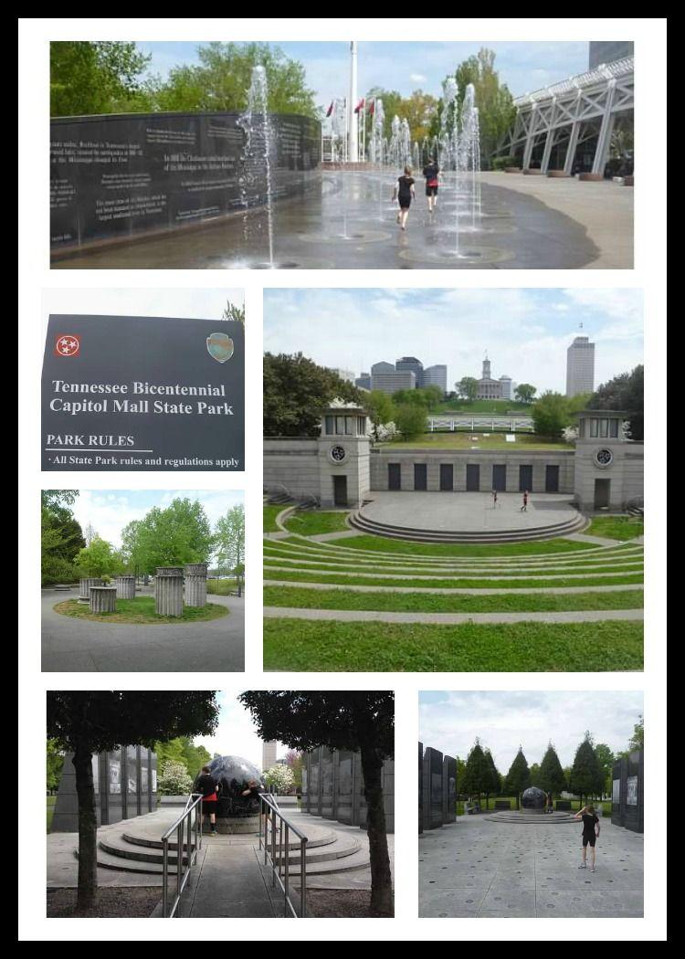 Nashville's Bicentennial Capitol Mall State Park run