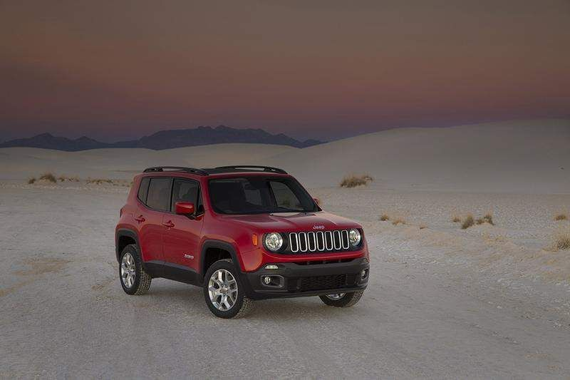 Jeep Close To Deal With Guangzhou Auto Reveals Renegade In New