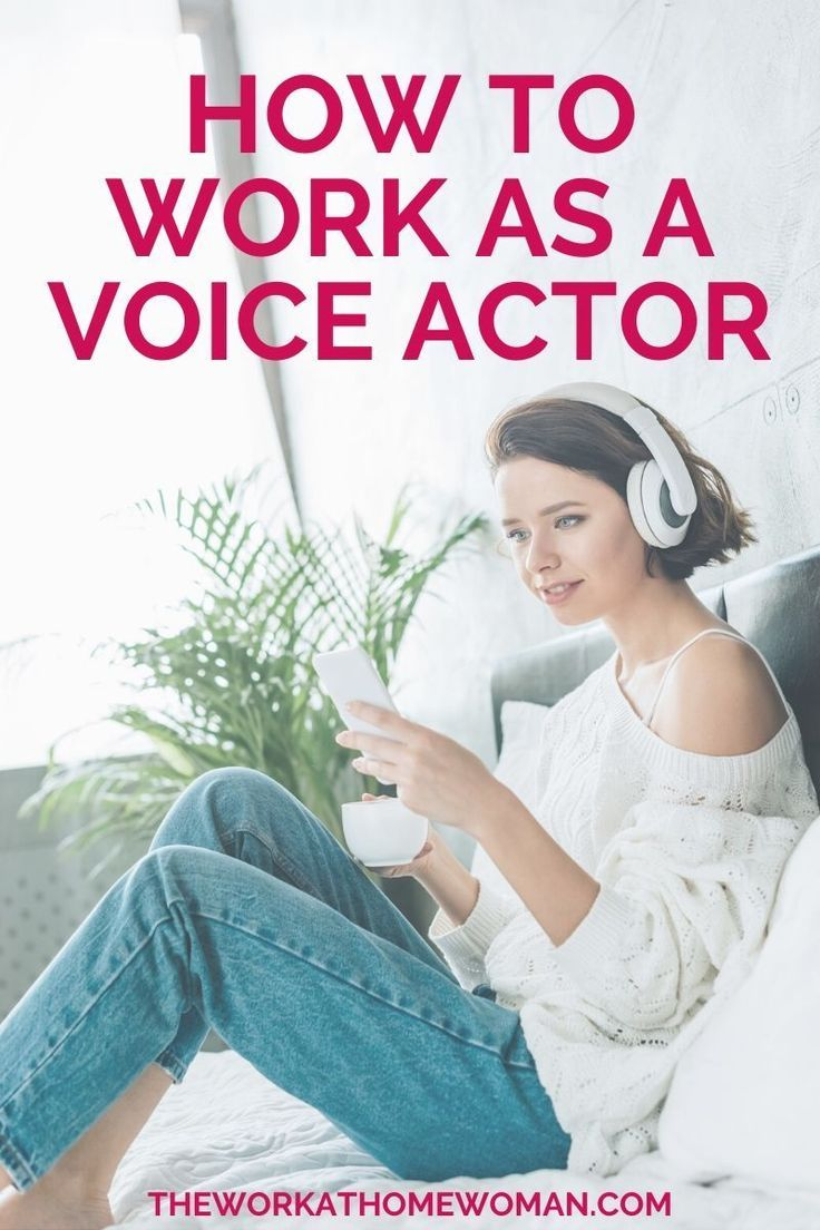 7 Places to Find VoiceOver Acting Jobs The voice, Work
