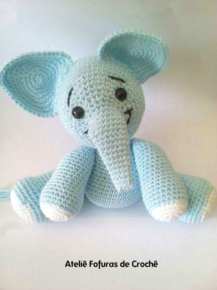 Bichinhos de crochê em português passo a passo #crochê #rendaextra ...   580x435