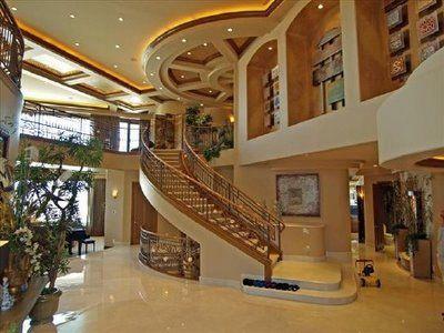 Nicolas cage casas de famosos dream home pinterest - Casas de famosos por dentro ...