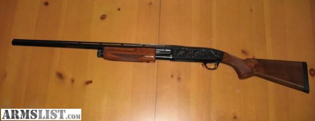 Browning 12 Gauge Pump Gold Trigger Google Search Armament