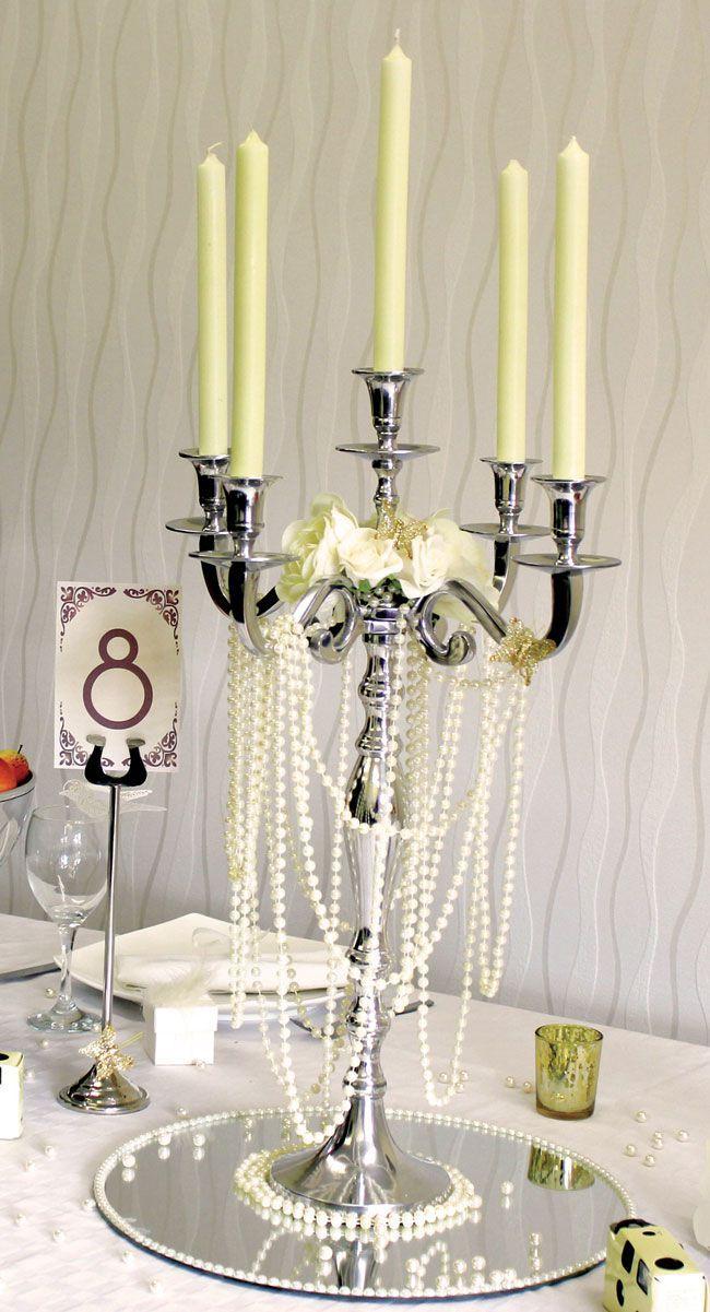 7-brilliant-budget-buys-for-a-vintage-wedding-theme-Photo-7-(Belton-Candelabra)