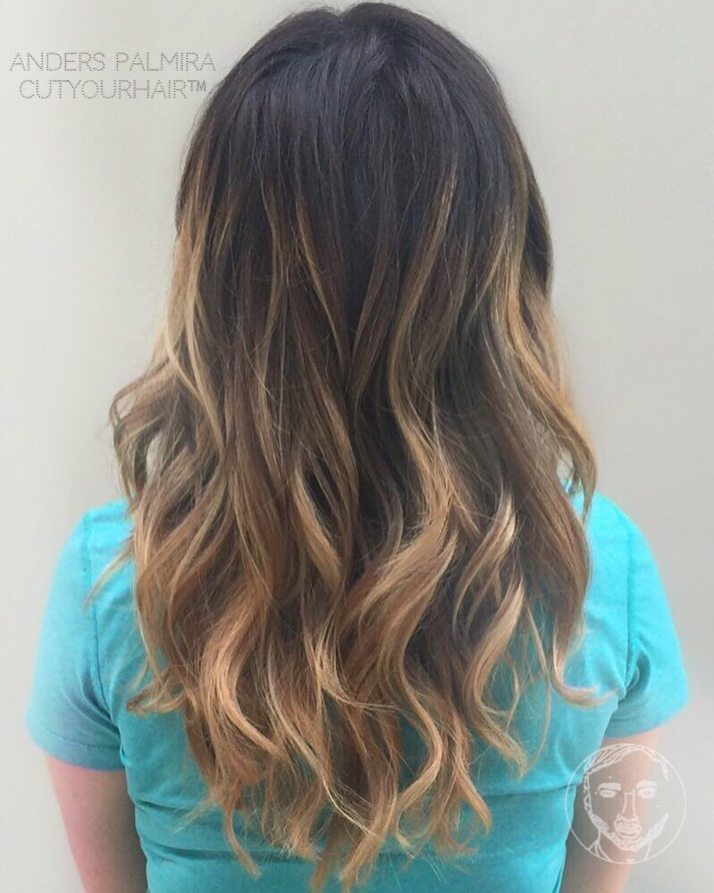 Loreal balayage kit colorista