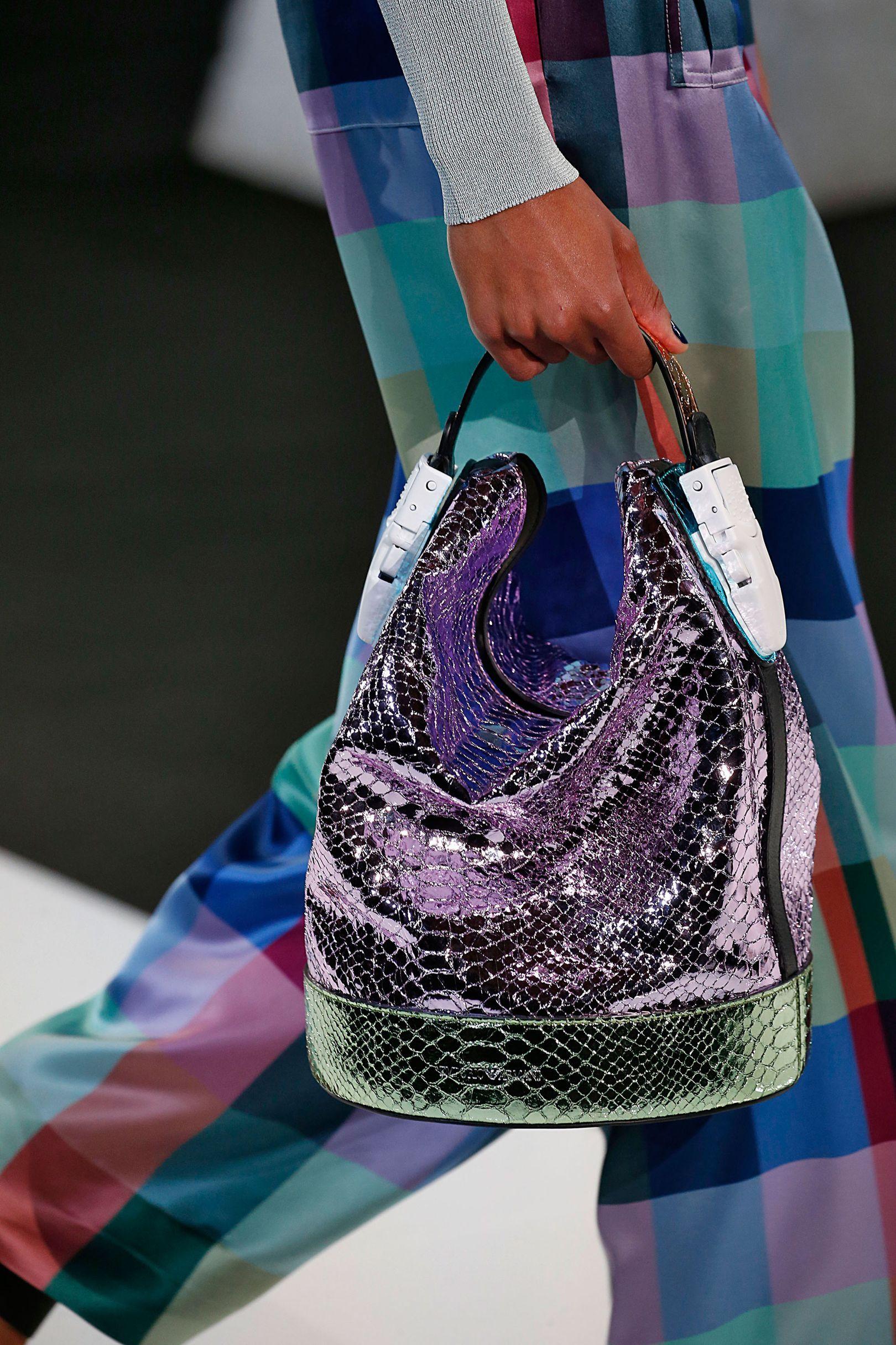Vogue S Ultimate Bag Trend Guide Spring Summer 2018 British