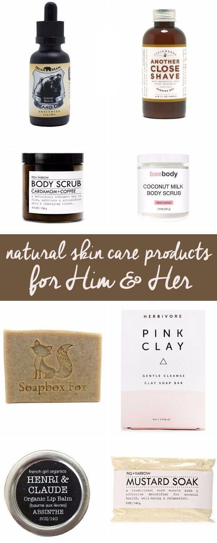 Natürliche Hautpflegeprodukte für Sie & Ihn - #amp #für #hautpflegeprodukte #ihn #naturliche