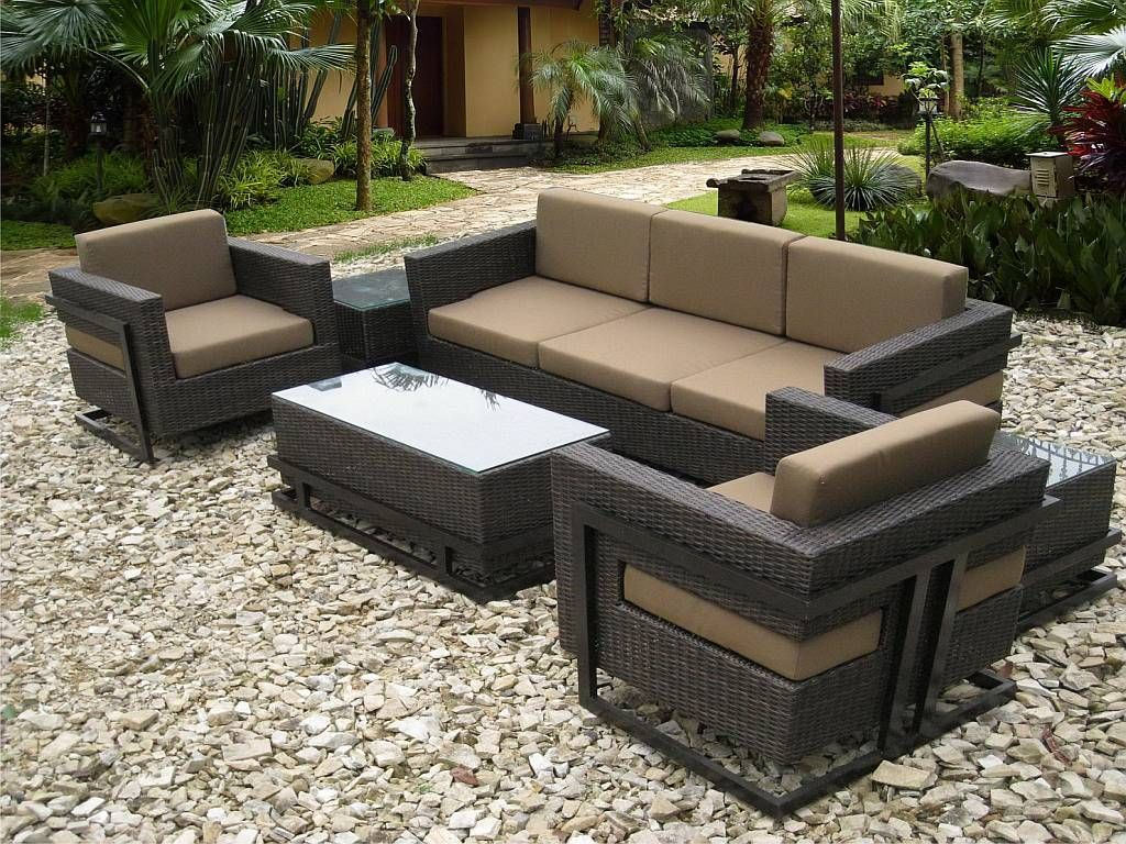 How To Fix Resin Wicker Patio Furniture