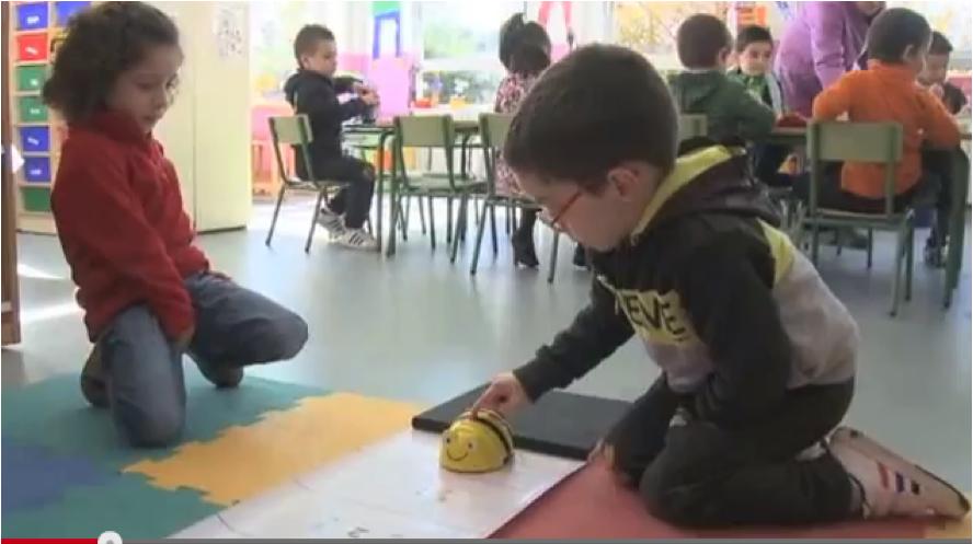 Posibilidades didácticas de la robótica en Educación Infantil y Primaria. Proyecto seleccionado en la Convocatoria de Proyectos Escolares educaBarrié 2012-2013